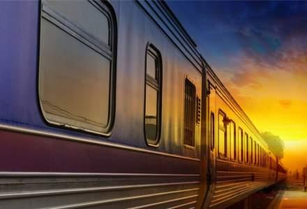 Încă o locomotivă a CFR Călători a luat foc