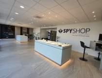 Spy Shop, distribuitor și...