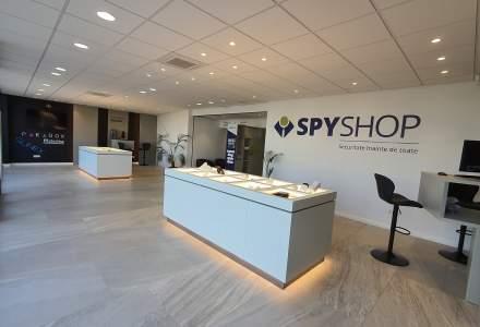 Spy Shop, distribuitor și importator sisteme de securitate, creștere cu 40% după primele 6 luni din 2021