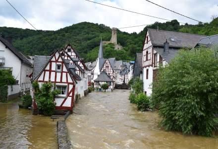 Studiu: Schimbările climatice, la baza precipitațiilor extreme și inundațiilor. Cât de frecvent le va suporta Europa
