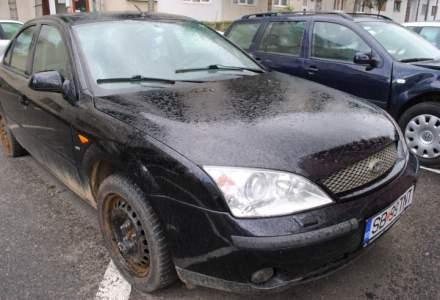 Noi mașini scoase la vânzare de către ANAF la început de septembrie