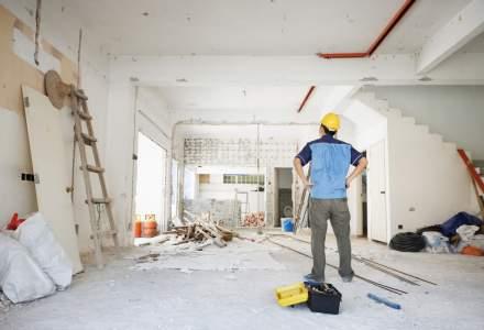 Câți bani cheltuie românii pe renovări? 15% alocă bugete care depășesc 5.000 de euro