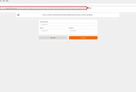 O nouă campanie de phishing în care este folosită imaginea băncii ING România