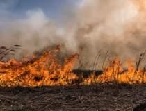 143 de incendii au avut loc...