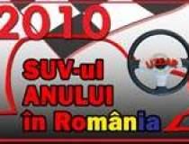 Care va fi SUV-ul Anului 2010...