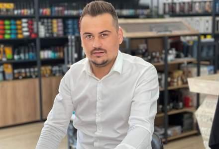 Fondatorul Barber Store România - Cristi Bostan - dorește să dezvolte piața de coafor și barbering cu investiții de 2 mil. euro până la finele anului 2021