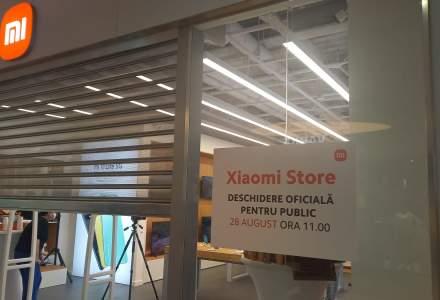 Xiaomi deschide un nou magazin pe plan local și vrea să ajungă cu ele în marile orașe ale României