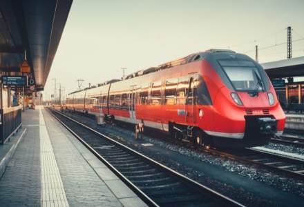 Cătălin Drulă: Viteza trenului va trece de la 30 de km/h la 120 km/h pe tronsonul Buzău-Făurei până la final de an