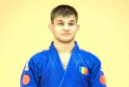 Alex Bologa a obținut medalia de bronz la judo la Jocurile Paralimpice de la Tokyo