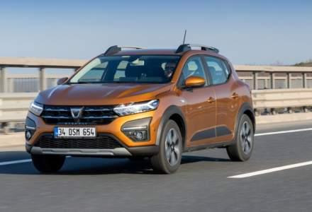 Dacia Sandero a fost cea mai vândută mașină a lunii iulie în Europa
