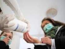 First victim of swine flu in...