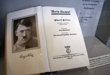 Un tablou pictat de Hitler a fost vandut la o licitatie pentru 130.000 euro