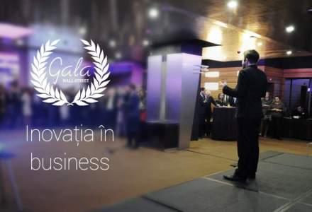 WALL-STREET.RO premiaza inovatia in business. 2014, un an mai inovator?