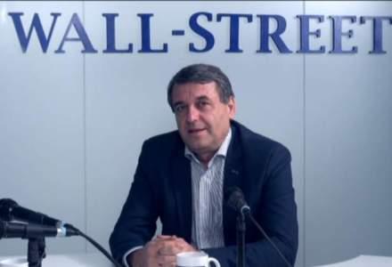 Gala Wall-Street 2014: Mircea Tudor, desemnat antreprenorul anului