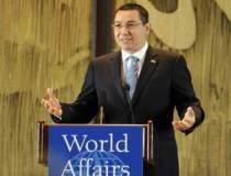 Victor Ponta va fi prezent la...
