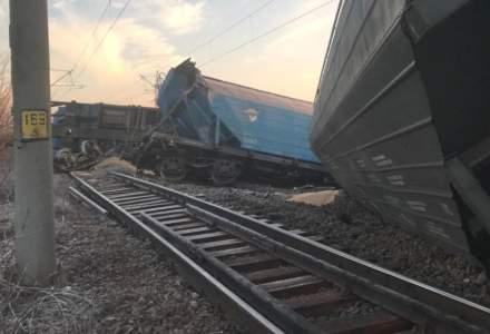 Studiu: Un tren de marfă ajunge de la Constanța la Curtici în 7-12 zile