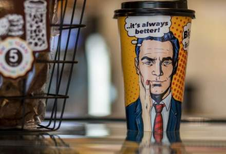 5 to go intră în magazinele Mega Image cu băuturi pe bază de cafea