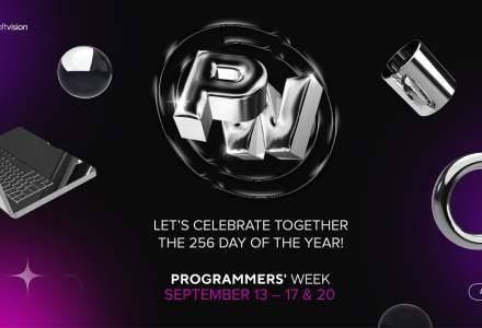 """Cea de-a 7-a ediție Programmers' Week, organizată de Cognizant Softvision, având tema """"Go Beyond"""", anunță speakerii inspiraționali de talie globală și sesiunile tehnice"""
