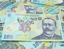 Bancnote false de 100 de lei,...
