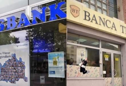 Banca Transilvania si Volksbank, la masa negocierilor: 5 coordonate ale acestei tranzactii