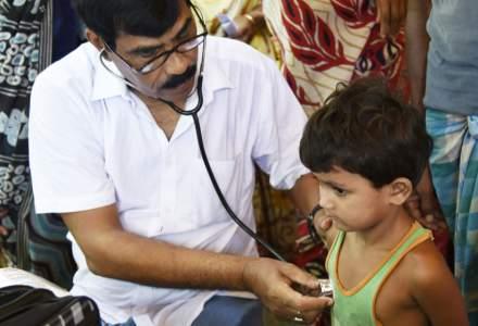 """Boala """"misterioasă"""" care a început să secere viețile copiilor din India"""