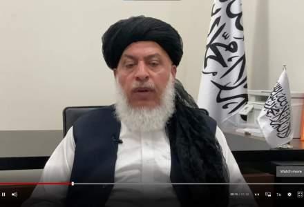 VIDEO: Ce spune un oficial taliban despre acceptarea femeilor în guvern