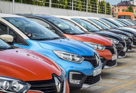 Piața auto din România a înregistrat o creștere consistentă în august