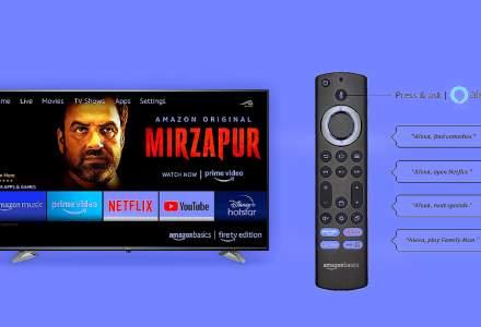 Amazon pregătește lansarea unui televizor sub brand propriu în SUA