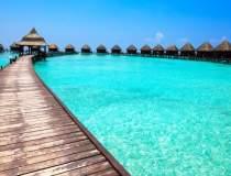 Evadare in Maldive, unde...