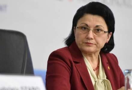 Ecaterina Andronescu este audiata la DNA in dosarul Microsoft, in care sunt anchetati 9 fosti ministri
