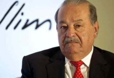 Carlos Slim devine cel mai mare actionar al firmei spaniole de constructii FCC