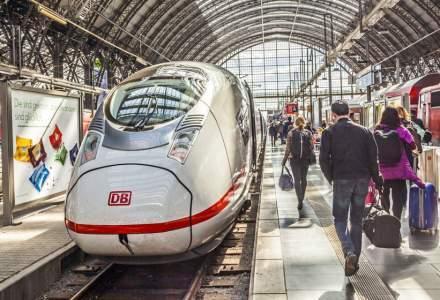 Avertisment MAE: Mecanicii de tren nemți intră în grevă