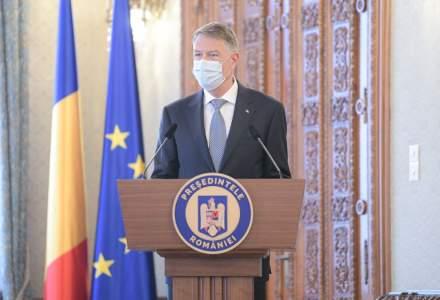 Klaus Iohannis reacționează în criza politică: Solicit USR PLUS să se întoarcă la masa dialogului