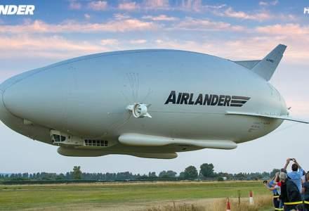 Cum arată cel mai mare avion din lume și de ce a stârnit ironia oamenilor