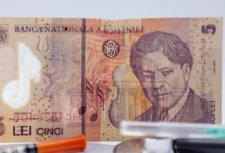 Euro atinge un nou nou maxim istoric în raport cu leul. Moneda națională a ajuns la cea mai scăzută valoare