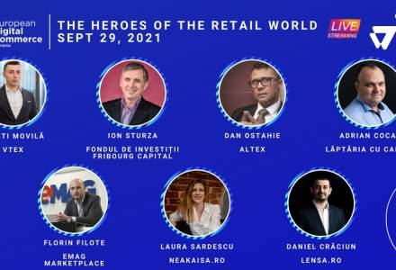Dan Ostahie, Ion Sturza și Alex Bratu, printre speakerii de top de la evenimentul European Digital Commerce. Înscrie-te gratuit