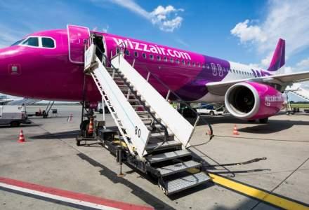 Wizz Air anulează şi amână mai multe zboruri programate între România şi Italia