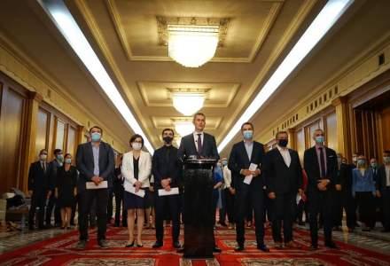 USR PLUS pleacă de la guvernare. Cine îi va înlocui pe miniștrii demisionari