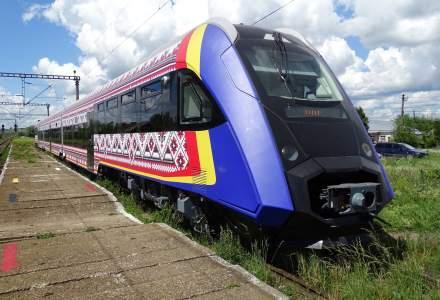 Trenul de mare viteză al României este gata de omologare. Pe ce rute ar putea circula