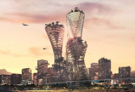 VIDEO   Un miliardar american vrea să ridice o metropolă de 400 de miliarde de dolari în SUA