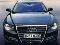 Noul Audi A8, in Romania in...
