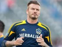 David Beckham si fiul sau...