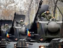 A inceput parada militara:...