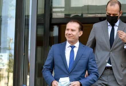 Cîțu i-a trimis președintelui Iohannis propunerile de miniștri interimari în locul celor USR-PLUS