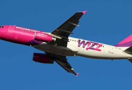 Noi zboruri Wizz Air din România: prețuri reduse la biletele de avion