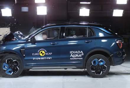 Noi automobile electrificate au fost testate de Euro NCAP. Două modele chinezești au obținut 5 stele