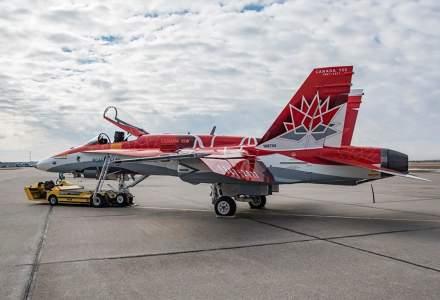 NATO trimite Forțele Aeriene Regale Canadiene să patruleze spațiul aerian românesc