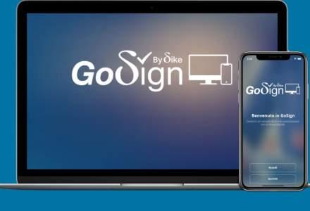 (P) Semnătura electronică GoSign InfoCert: un mod de lucru cu totul nou pentru IMM-uri și profesioniști