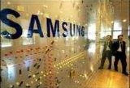 Samsung, aproape de a-si depasi tinta de vanzari pe telefoane mobile