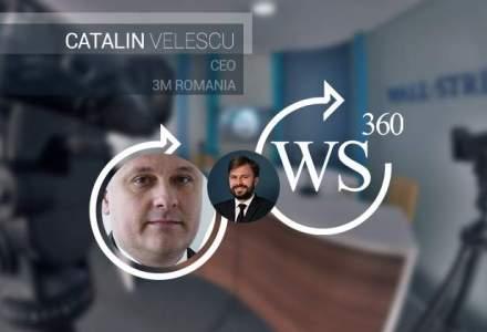 BILANT 2014. Catalin Velescu, CEO 3M Romania, invitatul emisiunii de business WALL-STREET 360